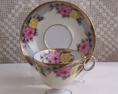 Royal Sealy China Cup and and Saucer