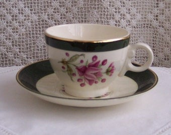 Taylor Smith Taylor Applachian Heirloom Cup and Saucer