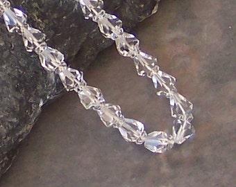 Swarvoski Crystal Single Strand Necklace