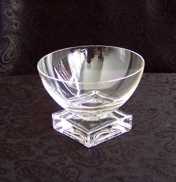 Cambridge Glass Small Bowl