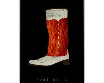 Boot no. 6