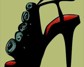 Shoe no. 1