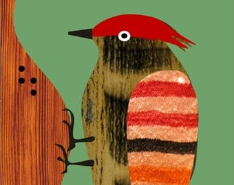 Woodpecker no. 8