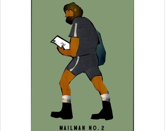 Mailman no. 2