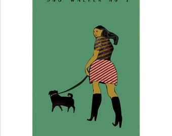 Dog Walker no. 1