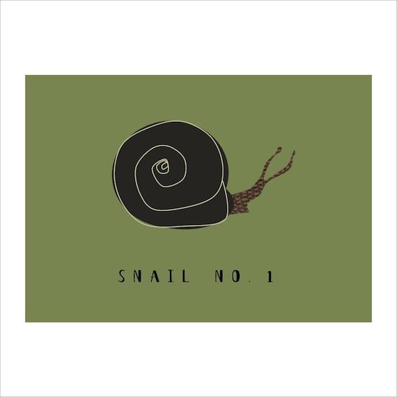 Snail no. 1
