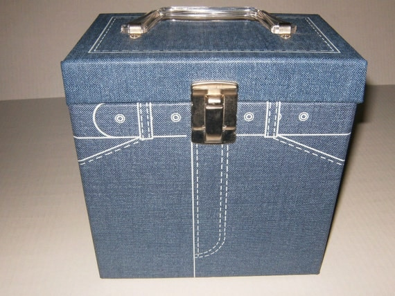 45 Vinyl Case 45 Record Carrying Case in