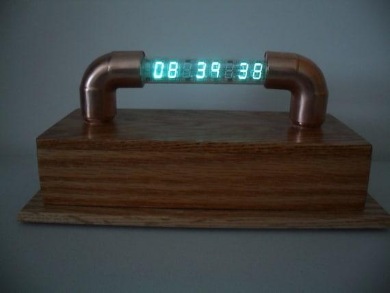 Copperhead 18 VFD Tube Clock