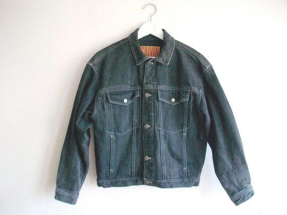90's  Calvin Klein denim jacket size - S