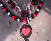 Key to my dark little heart