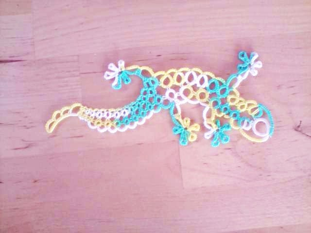 tatting patterns with instructions