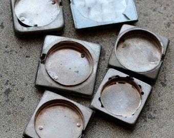Wrist Watch Case parts -- set of 6 -- D3
