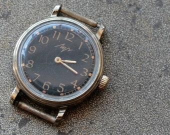 Vintage Soviet ladies wristwatch LUCH