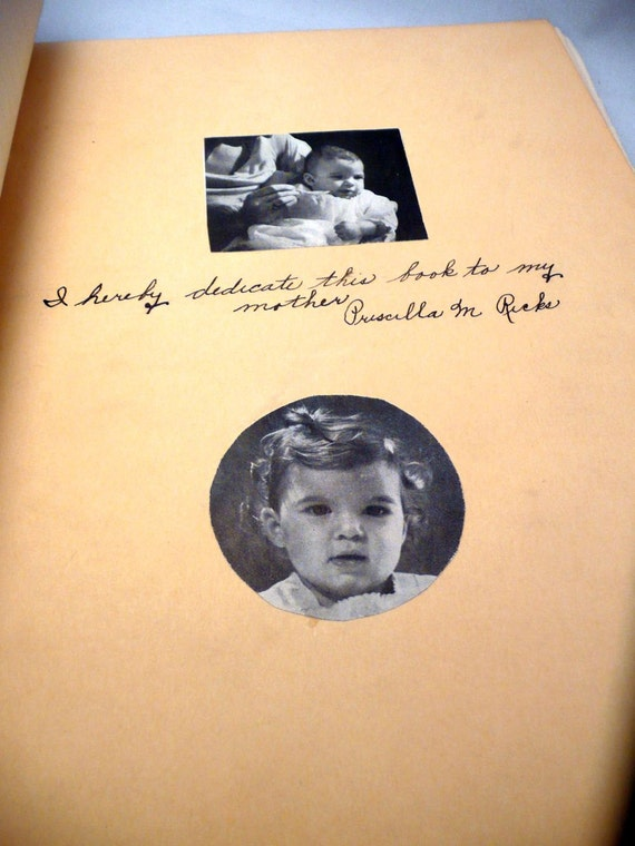 DIONNE QUINTUPLETS - school project - scrapbook - child care assignment - inspiration book