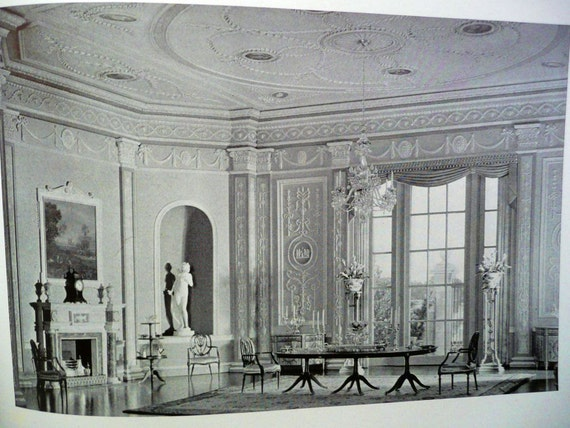 HANDBOOK 1944 - European Rooms in Miniature - by Mrs. James Ward Thorne - Art Institute of Chicago - on tour at The Detroit Institute of Ar