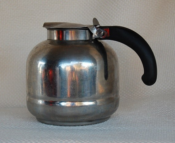Vintage Coffe Pot Nicro Stainless Steel Coffee Pot Replacement