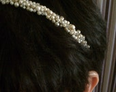 Pearl Headband -- Something Old is New Again