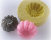 Tart Mold for Faux Sweets Kawaii Dollhouse