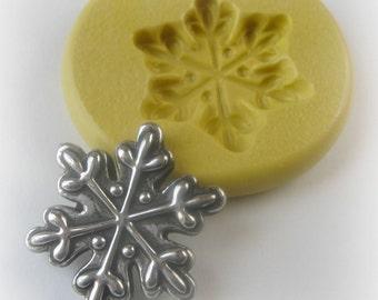 Silicone Mold Snowflake Christmas Molds