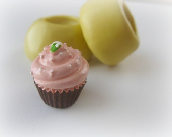 Cupcake Charm Kawaii Silicone Mold Miniature Food Mould Fake Frosting