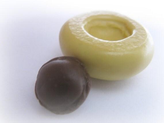 Macaroon Resin Clay Fake Food Diy Jewelry Charms Kawaii Mold