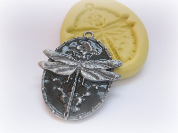 Firefly Mold DIY Jewelry Crafts PMC Polymer Clay Resin Mould