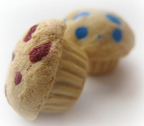 Flexible Molds Cupcake Charm Mold Miniature Doll House Fake Food Mould