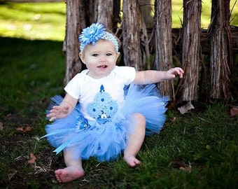 1st 2nd 3rd...... CUPCAKE Birthday TUTU Set With 3D CUPCAKE Shirt --All Sizes 6 9 12 18 24 Months 2T 3T 4T -- Birthday, Photo, Holidays