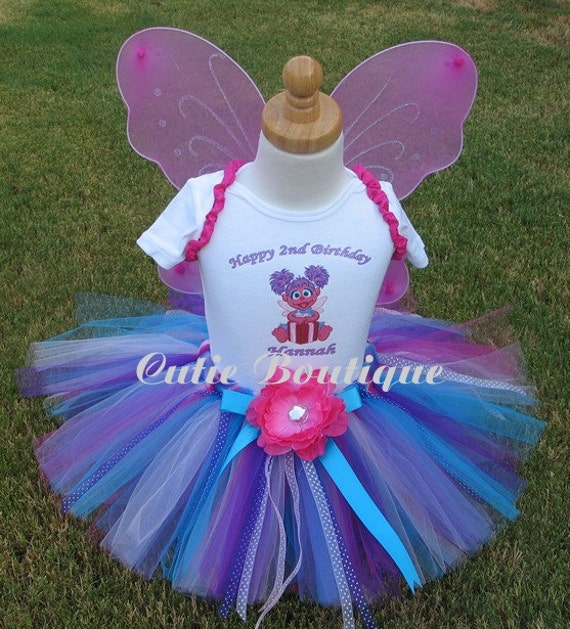 1st 2nd 3rd 4th...... Abby Cadabby Costume Set With