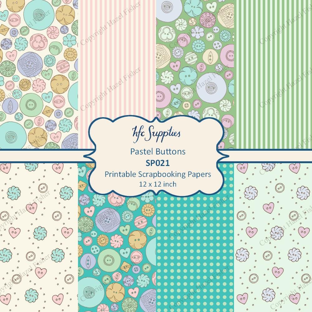Scrapbook paper designs -  Zoom