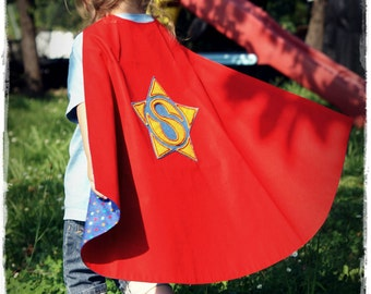 Super Cape PDF Pattern