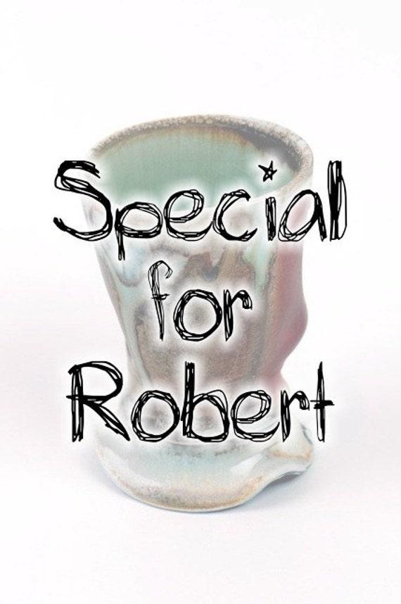 Porcelain Tumbler, Anagama woodfired, Turquoise and Orange
