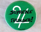 Sailor Moon 2-Inch Button Sailor Jupiter (Supreme Thunder)