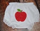 Apple Bottom Bloomers/Diaper Covers Size 12-18 Months...Ready To Ship