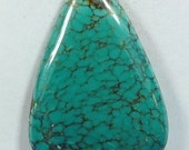 Blueish Green vein Turquoise Drop