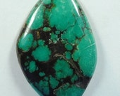 Blueish Green vein Turquoise slab