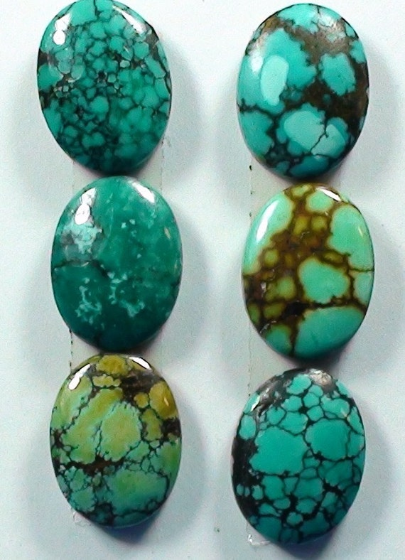 Small Blueish Green Turquoise