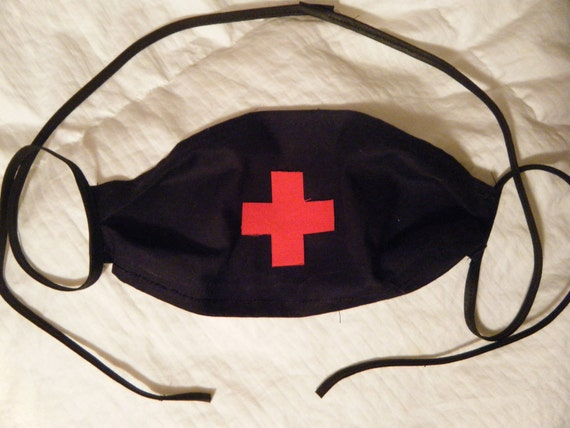 Reverse Nurse Surgical mask