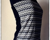 ZigZAg TOP // bLACK&WhiTE