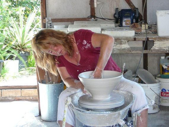 Two Session Pottery Wheel Throwing Course