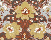 Vintage David and Dash Designer Fabric Empress by Simone