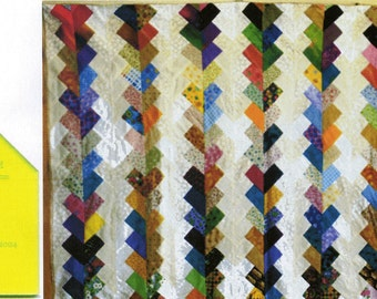 Braid Charm Quilt Template