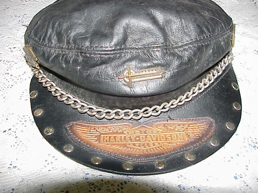 Harley Davidson Vintage Cap Hat - Tradesy  |Vintage Harley Davidson Hats