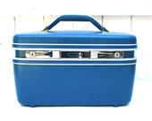 RESERVED FOR PUPSTER Vintage Samsonite Train Case Luggage Pristine 1960