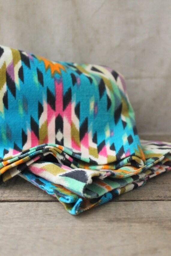 v i n t a g e southwestern print pillow case