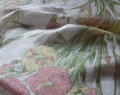 Spring Flowers Silk Scarf