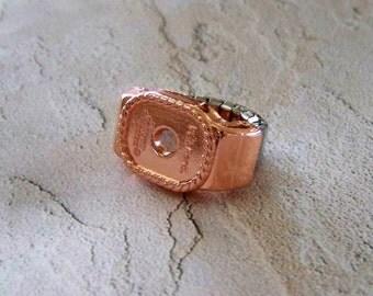 Concho Ring Adapter Bright Copper