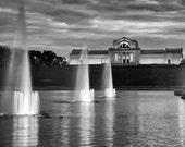 St Louis Art Museum - Fine Art Photograph 5x7 8x10 11x14 16x20 24x30