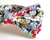 Americana Boys Bow Tie - Red White and Blue Classic American Preppy Boys Accessories