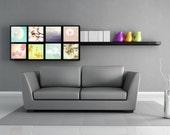 Spring Collection 8 5x5 fine art photos